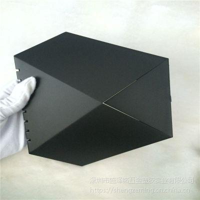 镀铬加工 锌合金电镀哑光黑铬 五金电镀加工 深圳水镀厂