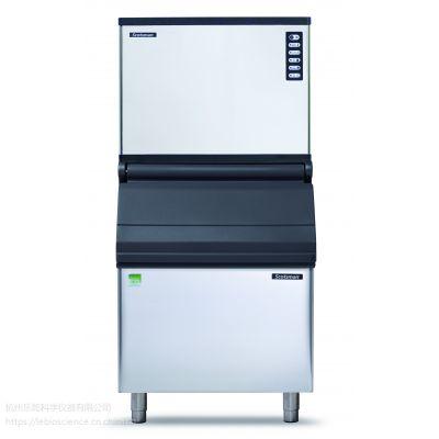 斯科茨曼Scotsman200Kg方冰制冰机外置储冰箱NW458+NB393