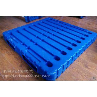 河南吹塑托盘,塑料栈板,塑料垫板厂家批发价格