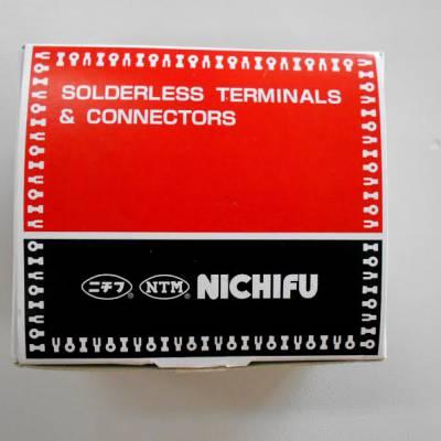 日本原装 现货销售R1.25-3.5L NICHIFU 压着端子
