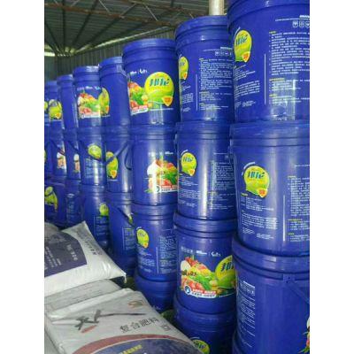 微生物冲施菌肥 活化土壤 全面营养
