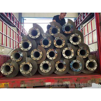 新河螺旋桩机施工工艺/长螺旋钻机型号