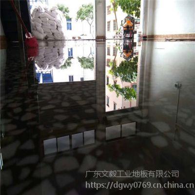 广州市越秀水磨石地面翻新-地面清洗抛光-水磨石固化