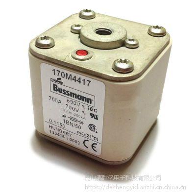 供应伊顿BUSSMANN快速熔断器170M4418 800A 170M4419 900A