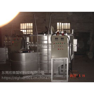 广东池式熔炼保温炉 燃气式无坩埚熔化炉 铝合金熔炼炉