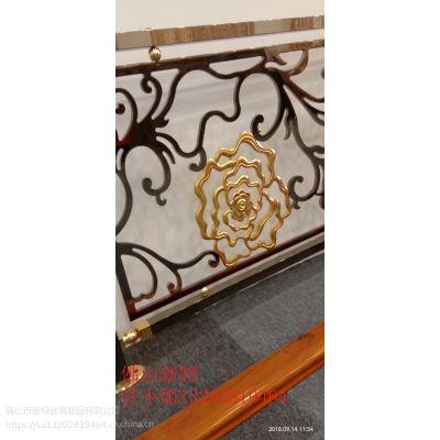 上海铝艺雕花楼梯护栏你应该拥有一款