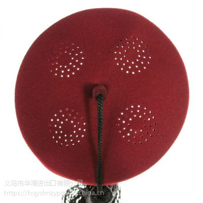 菲律宾羊毛菲斯帽The Philippines wool Fez cap