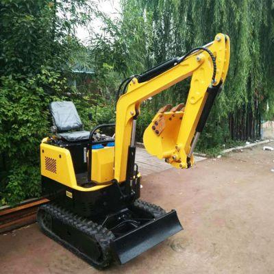 东硕机械SY-1000小型挖掘机 果园种植农用挖掘机