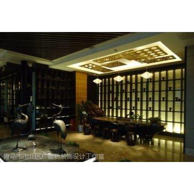 青岛中式餐厅装修设计青岛中餐厅装修青岛专业做中餐厅装修的公司