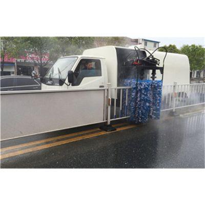 滨州8吨护栏清洗车,公路局护栏清洗车