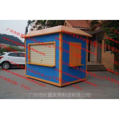 开封售货车图片价格 太原玻璃钢移动售货车 江南玻璃钢售卖亭