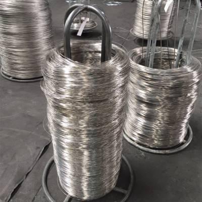 江苏兴化戴南厂家供应不锈铁1cr17不锈钢丝 可打铆钉用