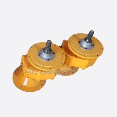 螺旋输送机配件 减速机 减速电机 6孔/8孔法兰盘减速机