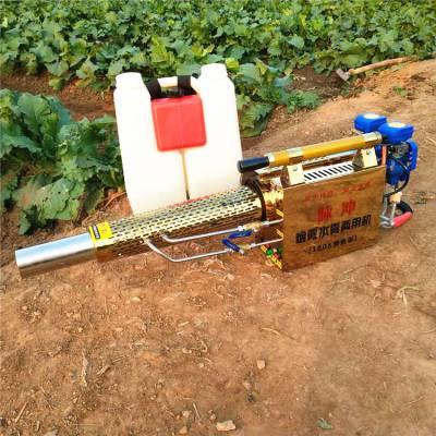 脉冲式葡萄园杀虫弥雾机 水稻旱田弥雾机 使用方便的弥烟机