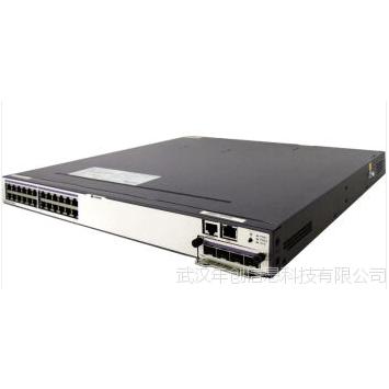 华为 S5700-28C-EI 24口千兆电口 需配上联板卡 三层以太网交换