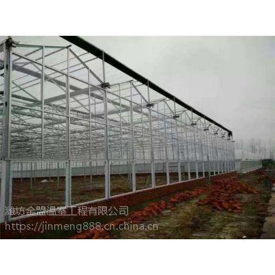 玻璃温室的加温方式