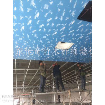 传奇生态木 190*195长城木 50*90天花吊顶 300 600竹木纤维墙板