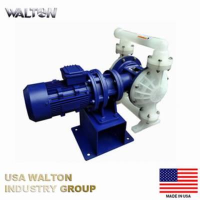 进口电动隔膜泵 美国WALTON沃尔顿