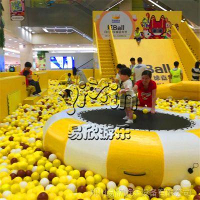 室内淘气堡儿童乐园大小型游乐场百万海洋球池乐园滑梯儿童游乐园