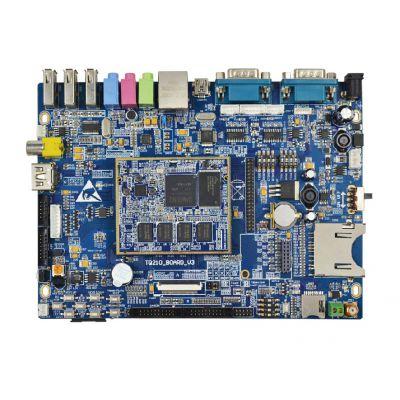 供应功能王TQ210V3带3G和GPS功能+7寸电容屏Cortex-A8嵌入式S5PV210开发板