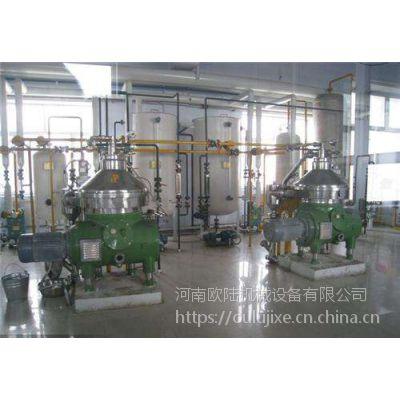 芝麻油精炼设备制造厂家欧陆机械供应全套生产线价格