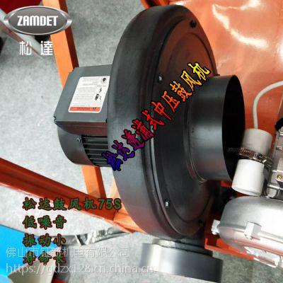 激光雕刻机专用台湾松達透浦式鼓风机