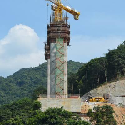优选安全爬梯 75型香蕉式安全爬梯 墩柱安全爬梯 施工爬梯生产厂家