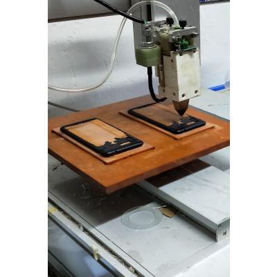 手机壳(手机保护套)粘接加工
