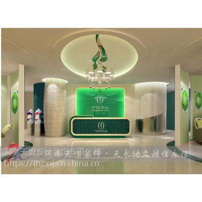 郑州美容院装修设计如何才能省钱?|美容院装修公司