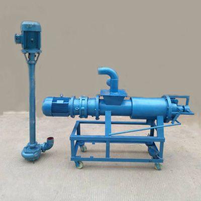 干湿可调猪粪固液分离机 干猪粪生产设备 材质耐磨科博