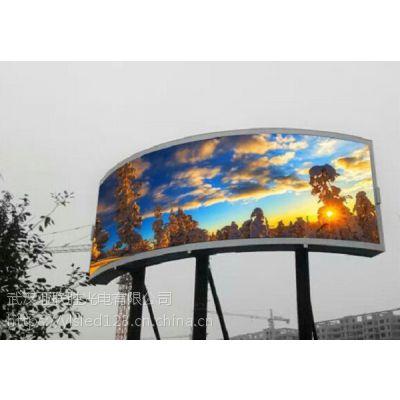 LED全彩显示大屏幕p8厂家成交价多少钱一平米