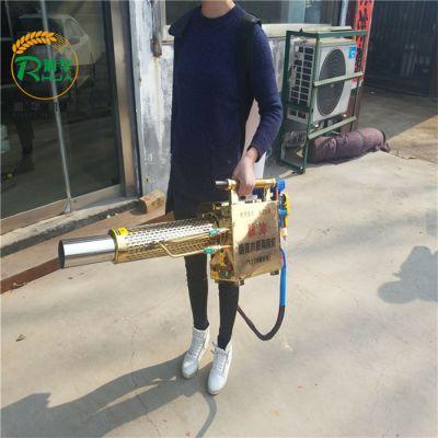 背负式弥雾机 农用热力烟雾机 一机多用的喷药机