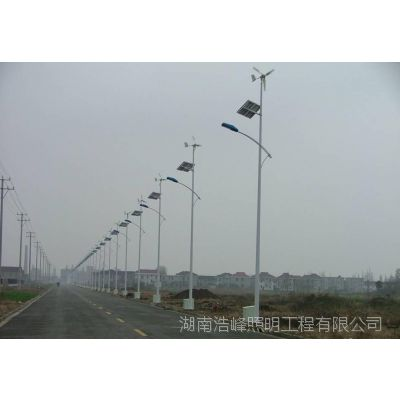 湖南通道太阳能路灯厂家选择 通道太阳能路灯批发价格多少
