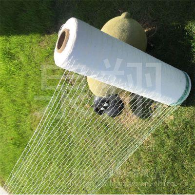 干草牧草圆捆机专用打包捆草网稻杆生产厂家PE