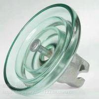 防污型钢化玻璃绝缘子U100BP/146嘉业电力直供