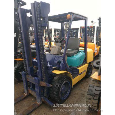 二手叉车直销全国 杭州叉车3吨 2吨柴油叉车 内然式叉车
