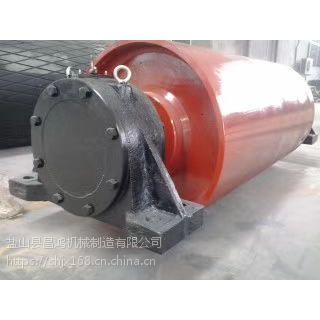 供应DN1400矿用不锈钢滚筒 包胶滚筒 噪音低精度高