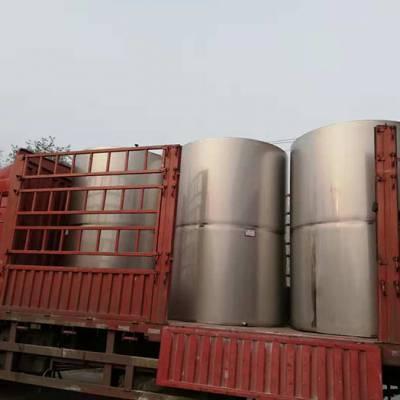 大型不锈钢储存罐-曲阜融达厂家直销-不锈钢储存罐