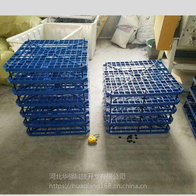 供应华强污水塔方形塑料PP材质网格填料孔板 河北华强
