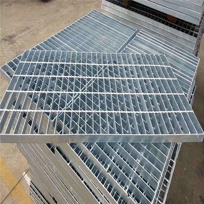 钢格板的价格 钢格板沟盖 踏步板重量