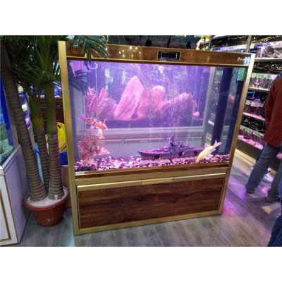 萧山观赏鱼缸定制-可丽水族-萧山观赏鱼缸