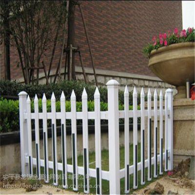 塑钢草坪绿化栅栏 新农村建设围栏 园艺美化栏杆