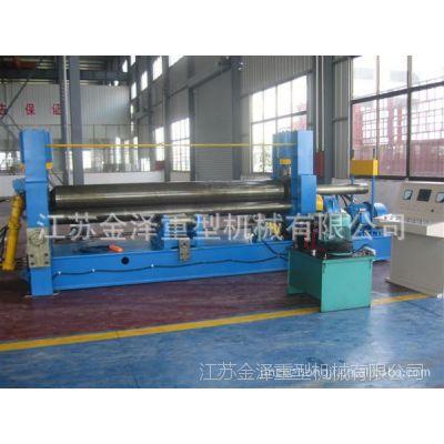江苏金泽 供应上辊卷板机,液压式三辊对称式卷板机,四辊卷板机