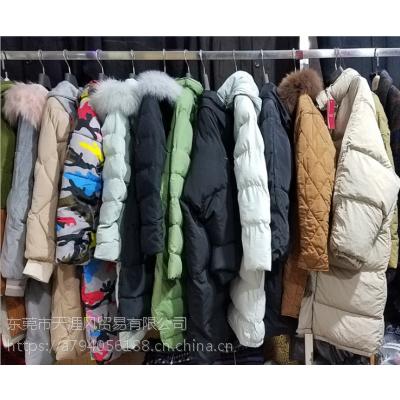 便宜女装棉服韩版时尚羽绒服清货冬季中长款库存棉衣处理15元