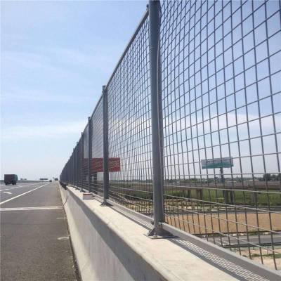 桥梁防抛网厂家 高速两侧防护网围栏 昆明市安全隔离栅厂家价格