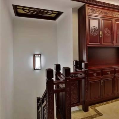 长沙实木古典家具品牌加盟、实木高柜、博古架定制厂家电话