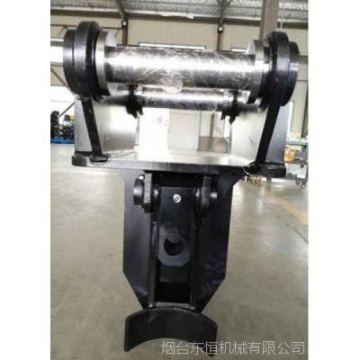 液压螺旋劈木机