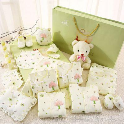 春季母婴店婴儿用品大全专卖店新生儿礼盒婴儿衣服宝宝用品婴幼儿