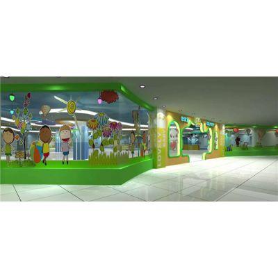 亲子儿童乐园加盟开店-亲子儿童乐园加盟-智多宝游乐园合作
