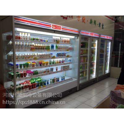 郑州水果保鲜柜哪个厂家做的好,仟曦静音节能风幕柜
